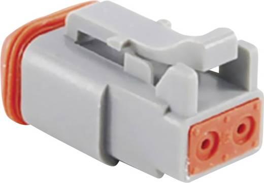 Rundstecker Buchse, gerade Serie (Rundsteckverbinder): AT Gesamtpolzahl: 2 AT06 2S Amphenol 1 St.