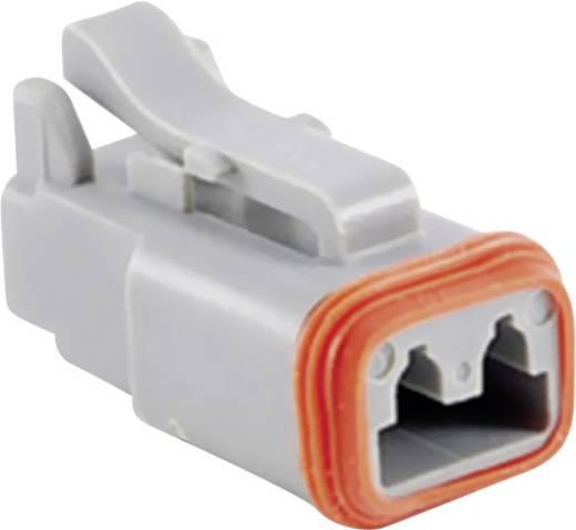 Gehäuse für Buchsenkontakte Pole: 2 13 A AT06 2S Amphenol 1 St.