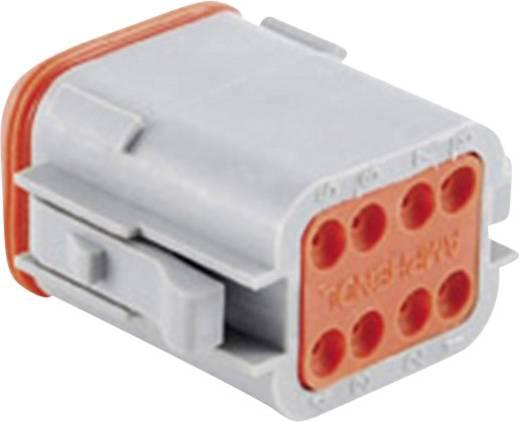 Rundstecker Buchse, gerade Serie (Rundsteckverbinder) AT Gesamtpolzahl 8 13 A AT06 08SA Amphenol