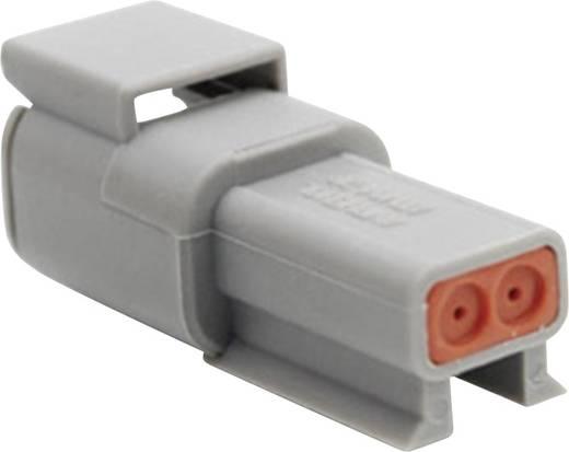 Gehäuse für Stiftkontakte Pole: 2 7.5 A ATM04 2P Amphenol 1 St.