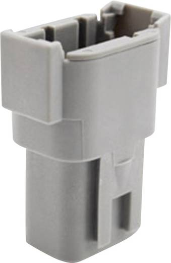 Gehäuse für Stiftkontakte Pole: 8 7.5 A ATM04 08PA Amphenol 1 St.
