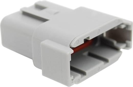 Gehäuse für Stiftkontakte Pole: 12 7.5 A ATM04 12PA Amphenol 1 St.