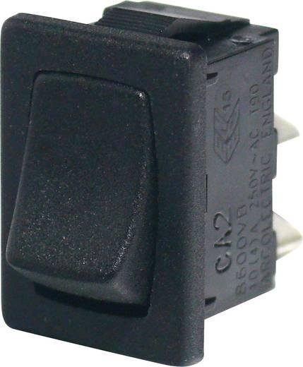 Arcolectric Wippschalter H8600VBAAA 250 V 16 A 1 x Ein/Aus rastend 1 St.