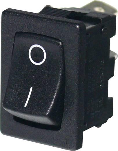 Wippschalter 250 V 10 A 1 x Ein/Ein Arcolectric H8610VBAAA rastend 1 St.