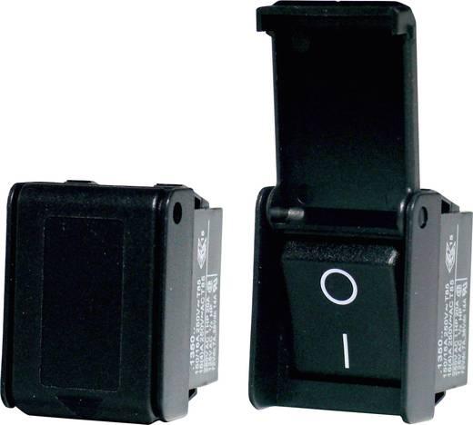 Wippschalter 250 V 16 A 1 x Aus/Ein Arcolectric C1350AHAAB rastend 1 St.