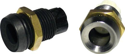 LED-Fassung Messing, Nylon® Passend für LED 5 mm Schraubbefestigung Arcolectric A1048OAAAC