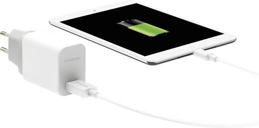 USB-Ladegerät Innergie ADP-10JW RA ADP-10JW RA Steckdose Ausgangsstrom (max.) 2100 mA 1 x USB Auto-Detect