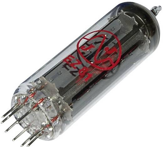 Elektronenröhre EZ 81 = 6 CA 4 Dualgleichrichter 250 V 160 mA Polzahl: 9 Sockel: Noval Inhalt 1 St.