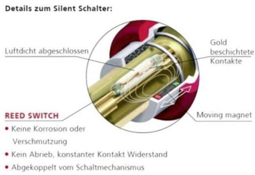 Klinken-Steckverbinder 6.35 mm Stecker, gewinkelt Polzahl: 2 Mono Schwarz Neutrik NP2RX-ULTIMATE 1 St.