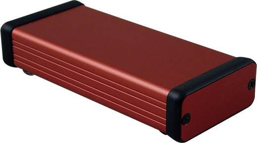 Profil-Gehäuse 120 x 54 x 23 Aluminium Rot Hammond Electronics 1455C1201RD 1 St.