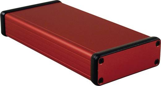 Profil-Gehäuse 160 x 78 x 27 Aluminium Rot Hammond Electronics 1455J1601RD 1 St.