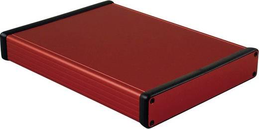 Profil-Gehäuse 220 x 165 x 30.5 Aluminium Rot Hammond Electronics 1455R2201RD 1 St.