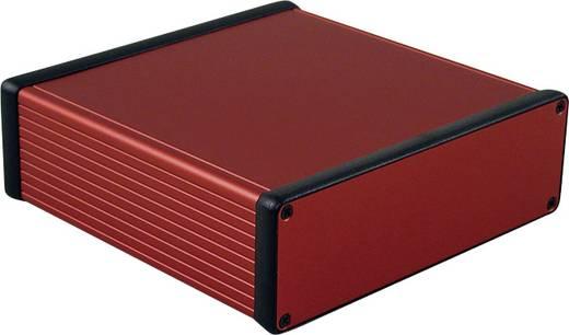 Profil-Gehäuse 160 x 165 x 51.5 Aluminium Rot Hammond Electronics 1455T1601RD 1 St.
