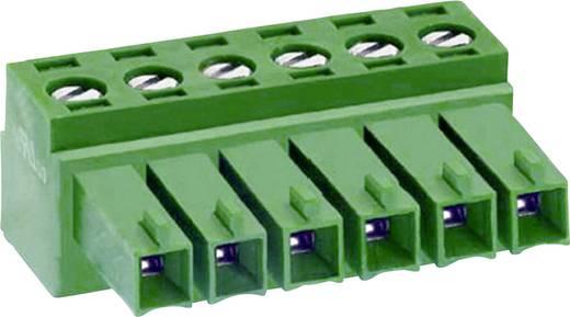 Buchsengehäuse-Kabel MC Polzahl Gesamt 8 DECA 1307095 Rastermaß: 3.81 mm 1 St.
