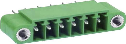Stiftgehäuse-Platine ME DECA ME060-38106 Rastermaß: 3.81 mm 1 St.