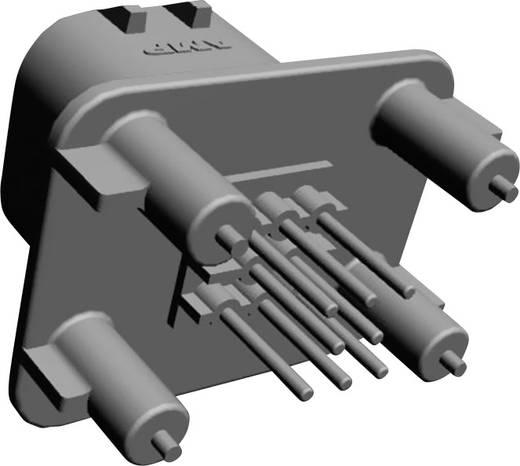 Einbau-Stiftleiste (Präzision) AMPSEAL Polzahl Gesamt 8 TE Connectivity 776275-1 1 St.