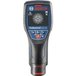 Detektor dreva, železných kovov, neželezných kovov, káble vedúce napätie Bosch Professional D-tect 120 Detekčná hĺbka (max.) 120 mm 0601081301