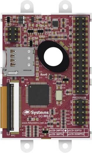 Entwicklungsboard 4D Systems SK-24PTU