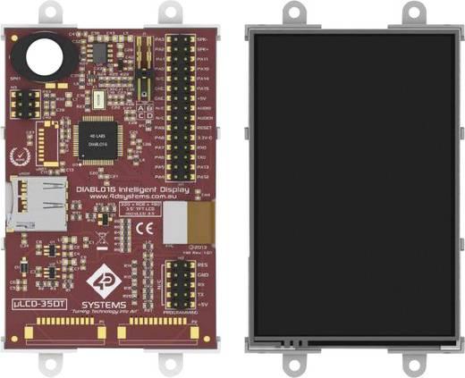 Entwicklungsboard 4D Systems SK-35DT