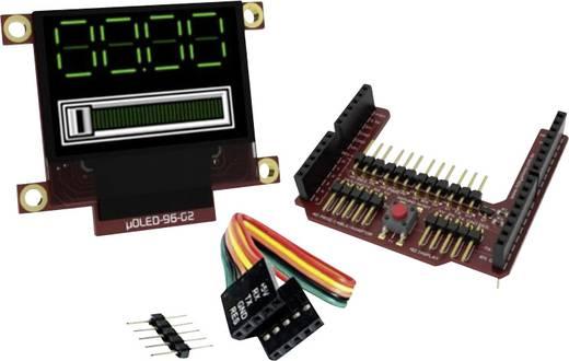 Entwicklungsboard 4D Systems uOLED-96-G2-AR