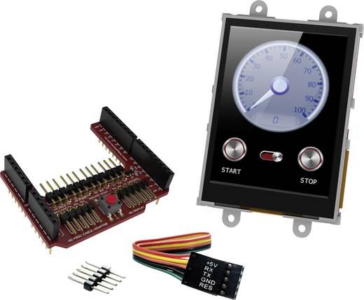 Entwicklungsboard 4D Systems uLCD-28PTU-AR