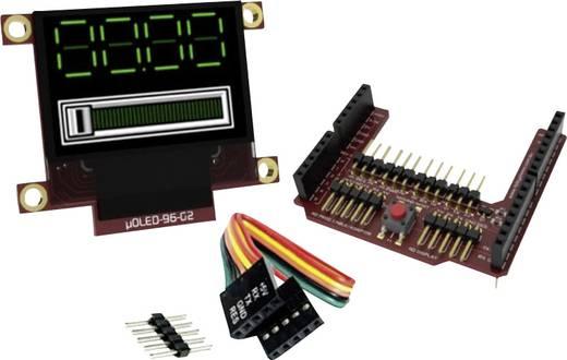 Entwicklungsboard 4D Systems SK-96G2-AR