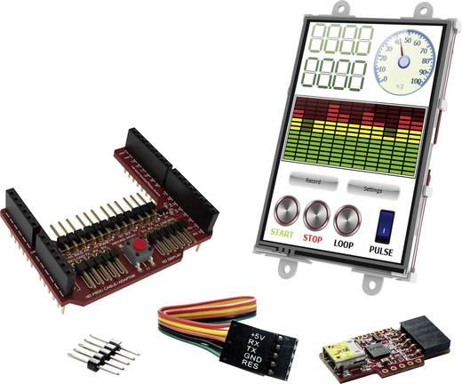 Entwicklungsboard 4D Systems SK-35DT-AR