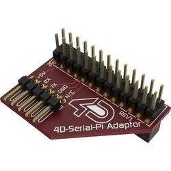 Image of 4D Systems 4D Serial Pi Adaptor Entwicklungsboard
