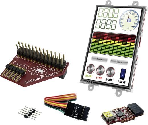Entwicklungsboard 4D Systems SK-35DT-Pi