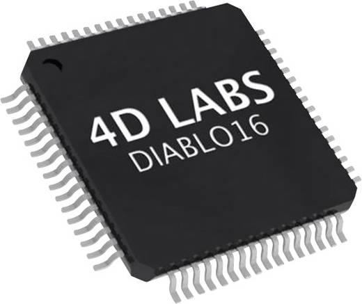 Erweiterungsboard 4D Systems DIABLO16