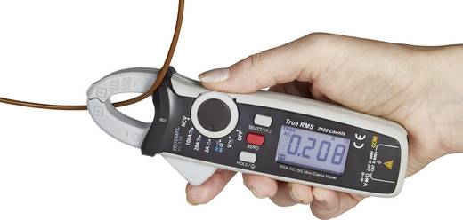 Hand-Multimeter, Stromzange digital VOLTCRAFT VC-330 SE