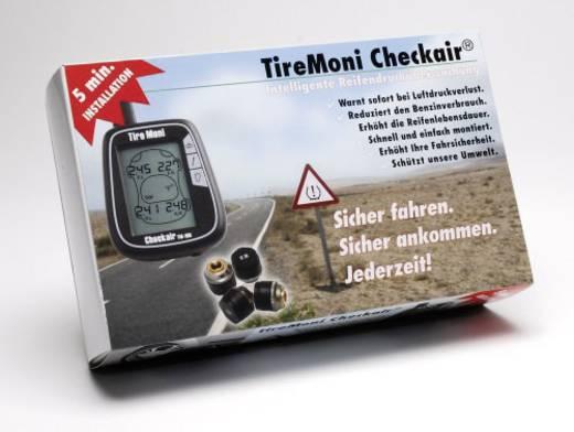 Reifendruckkontrollsystem TM-210 inkl. 4 Sensoren TireMoni
