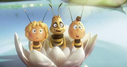 blu-ray 3D Die Biene Maja - Der Kinofilm FSK: 0