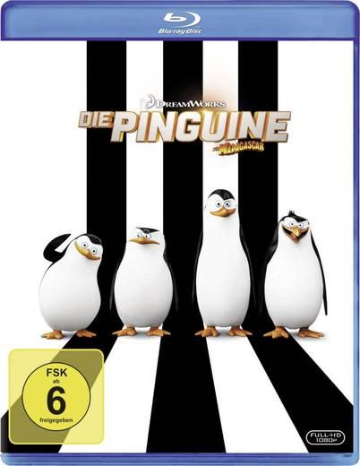 blu-ray Die Pinguine aus Madagascar FSK: 6