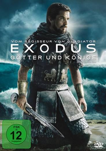 DVD Exodus: Götter und Könige FSK: 12