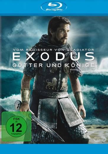 blu-ray Exodus: Götter und Könige FSK: 12