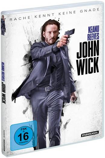 DVD John Wick FSK: 16