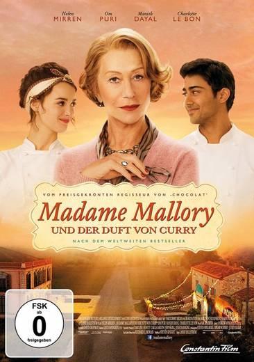 DVD Madame Mallory und der Duft von Curry FSK: 0