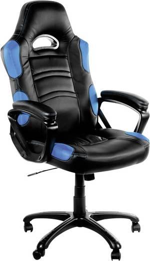 Gaming-Stuhl Arozzi Enzo Gaming Chair Schwarz/Blau Schwarz/Blau