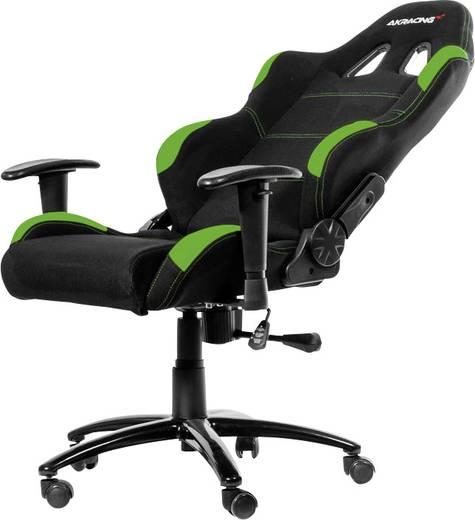 gaming stuhl akracing gaming chair schwarz gr n schwarz. Black Bedroom Furniture Sets. Home Design Ideas
