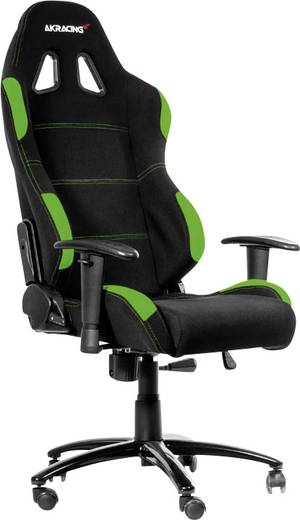 gaming stuhl akracing gaming chair schwarz gr n schwarz gr n kaufen. Black Bedroom Furniture Sets. Home Design Ideas