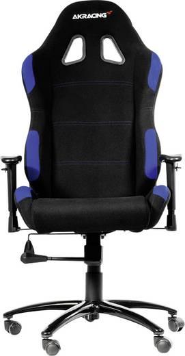 gaming stuhl akracing gaming chair schwarz blau schwarz blau. Black Bedroom Furniture Sets. Home Design Ideas