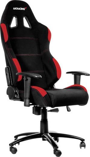 Gaming-Stuhl AKRACING Gaming Chair Schwarz/Rot Schwarz/Rot