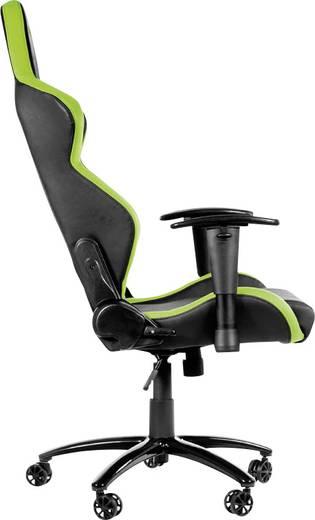 Gaming-Stuhl AKRACING Player Gaming Chair Schwarz/Grün Schwarz, Grün