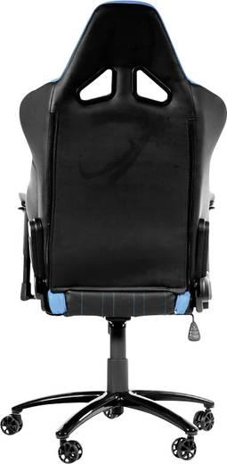 Gaming-Stuhl AKRACING Player Gaming Chair Schwarz/Blau Schwarz, Blau