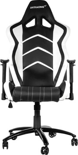 gaming stuhl akracing player gaming chair schwarz wei schwarz wei kaufen. Black Bedroom Furniture Sets. Home Design Ideas