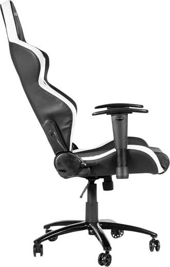gaming stuhl akracing player gaming chair schwarz wei schwarz wei. Black Bedroom Furniture Sets. Home Design Ideas