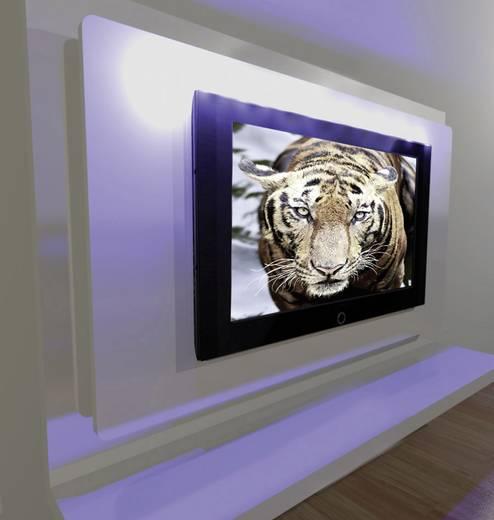 LED-Streifen-Komplettset mit Stecker 5 V 51.5 cm RGB X4-LIFE 701407 701407