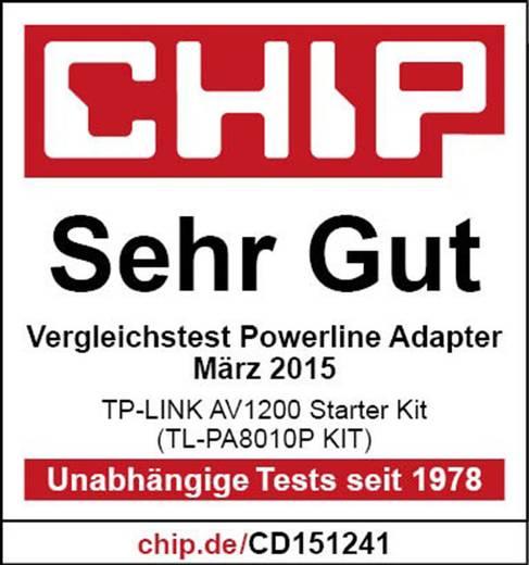 TP-LINK TL-PA8010P KIT Powerline Starter Kit 1.3 Gbit/s