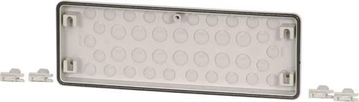 Flanschplatte mit Vorprägung (L x B x H) 23 x 329 x 116 mm Grau Eaton FL4-2 1 St.